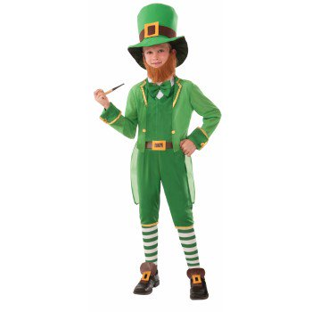 CHCO-LIL LEPRECHAUN-LARGE - Female Leprechaun Halloween Costumes
