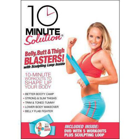 10 Minute Solution Belly And Thigh Blasters Full Frame
