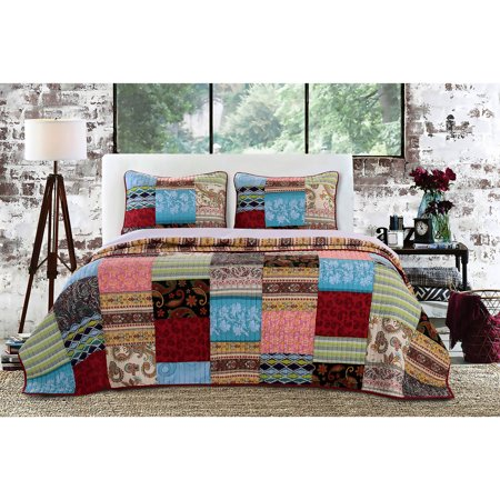 Global Trends Bentley Quilt Set