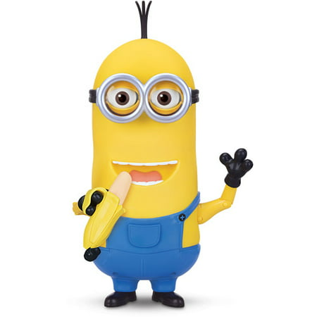 Minion Kevin Banana Eating Action - Collectible Minions
