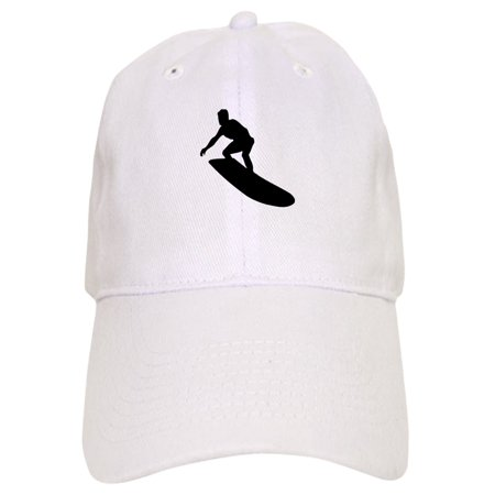 CafePress - Surfing - Printed Adjustable Baseball Cap (Surfing Baseball Caps)