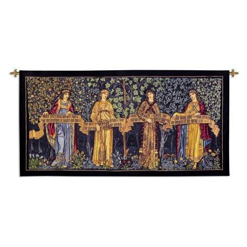 The Orchard Wall Tapestry
