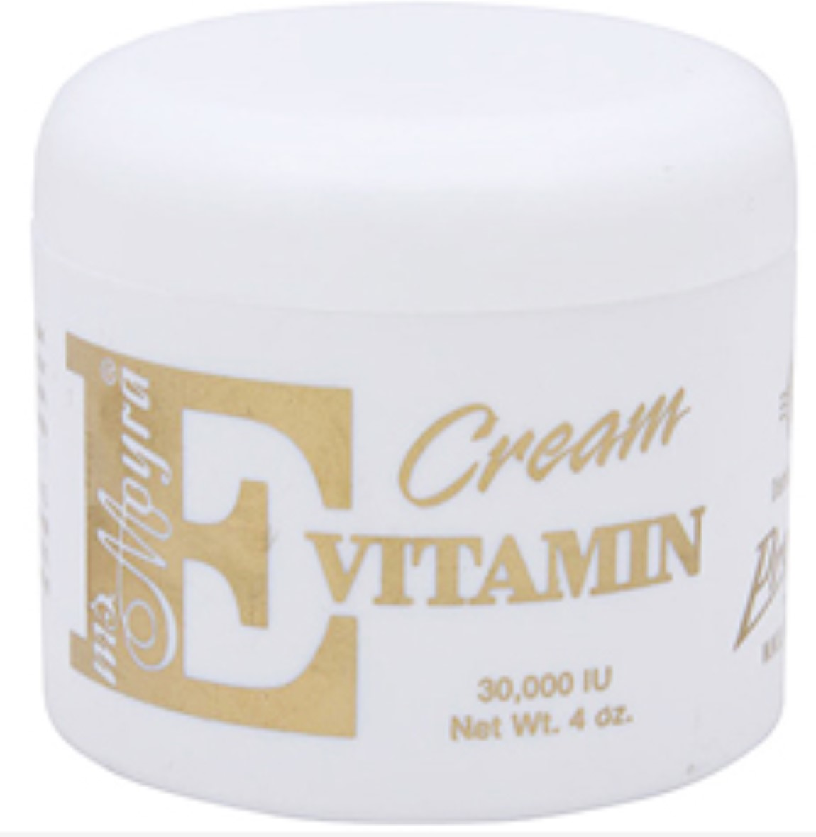 Ms. Moyra Vitamin E Cream 4 oz