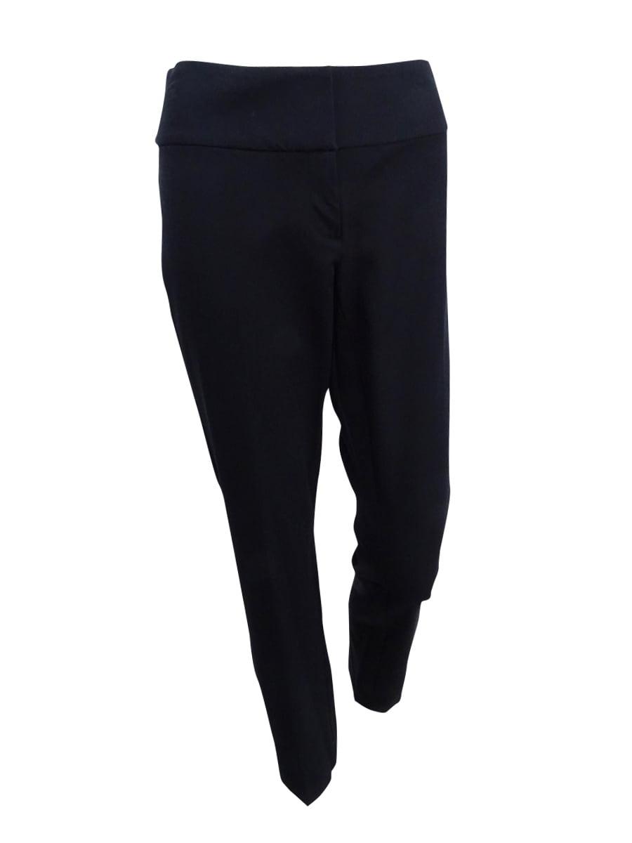 Alfani Women's Slim Straight-Leg Pants