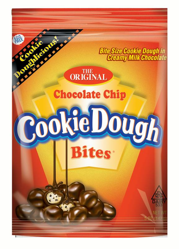 Cookie Dough Bites Chocolate Chip 5 Oz by Taste of Nature, Inc.