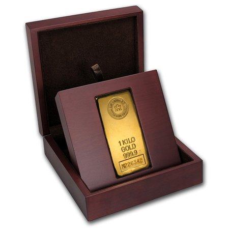 1 kilo Gold Bar - Royal Canadian Mint RCM
