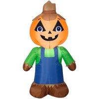 Airblown Inflatable-Scarecrow Jack 3.5ft tall by Gemmy Industries