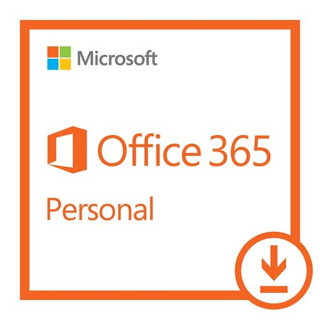 Microsoft Office 365 Personal | 1-year subscription, 1 users, PC/Mac Key Card ()