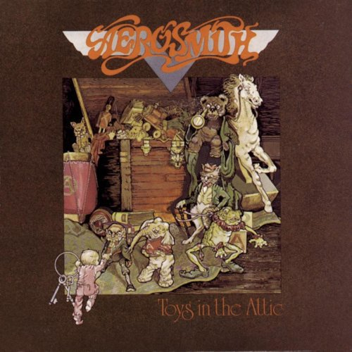 Toys in the Attic (CD) (Remaster)