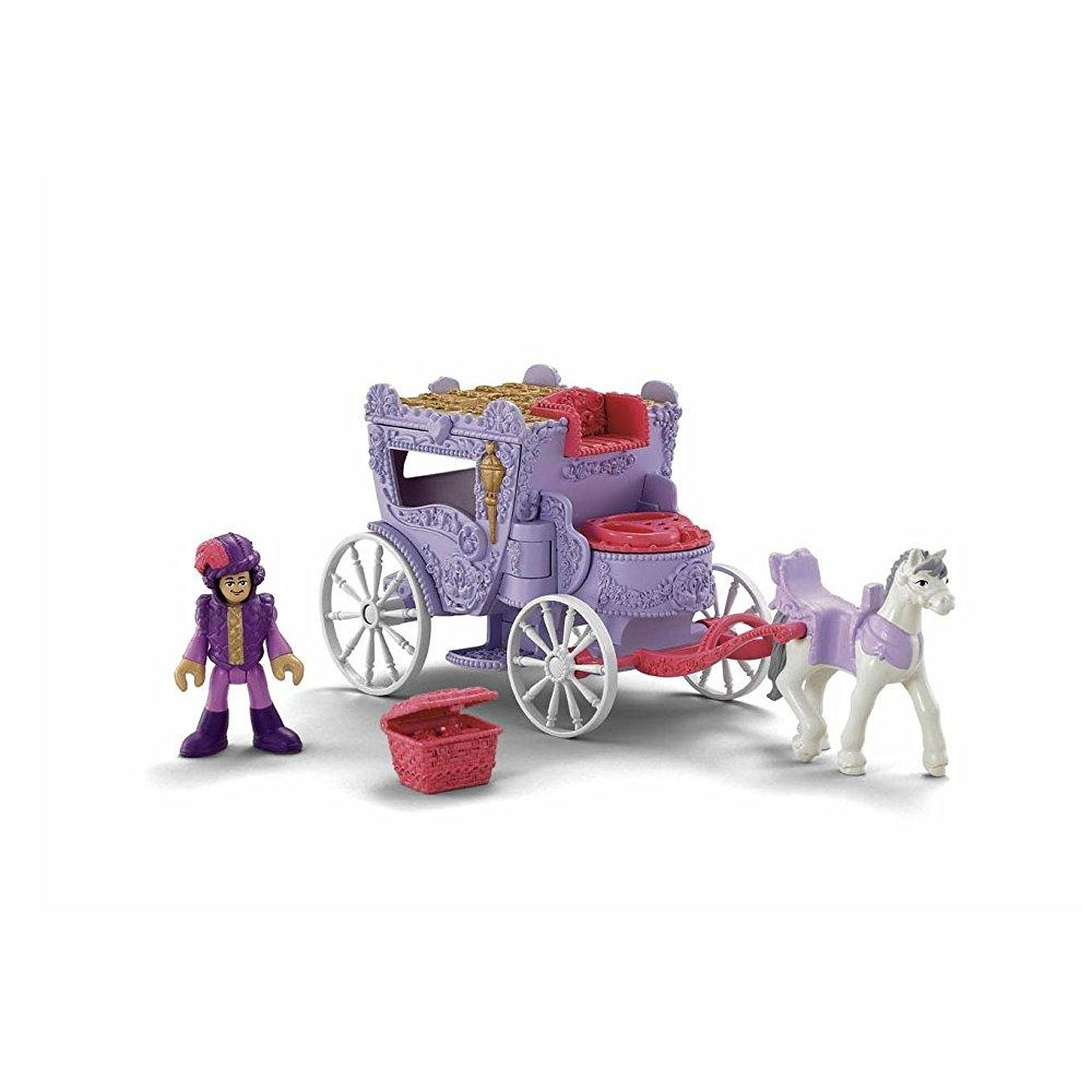 Fisher Price precious places swan carriage