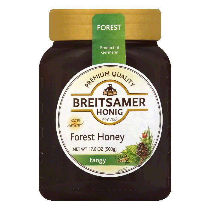 Breitsamer Honey Forest, 17.6 OZ (Pack of 6) by