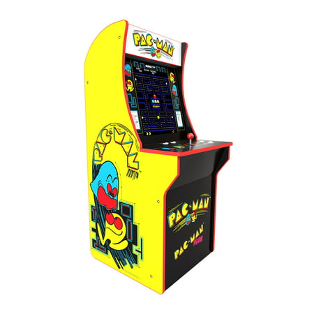 Halloween Pacman Game (Pacman Arcade Machine, Arcade1UP,)
