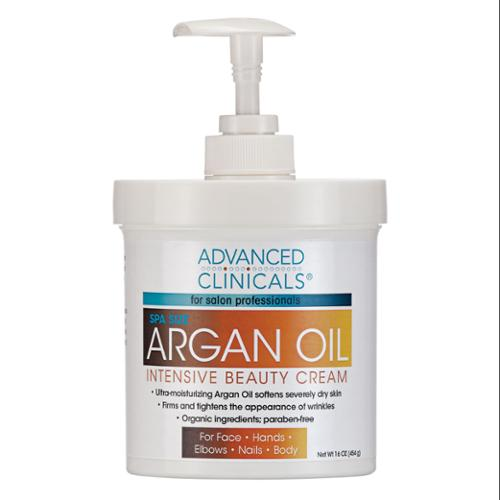 Argan Oil Intensive Beauty Cream 16 oz