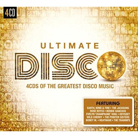 Ultimate Disco / Various (CD) (Best Unknown Disco Musics)