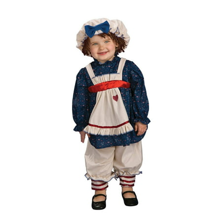 Rubie's Costume Yarn Babies Ragamuffin Dolly Costume - Cute And Clever Halloween Costumes