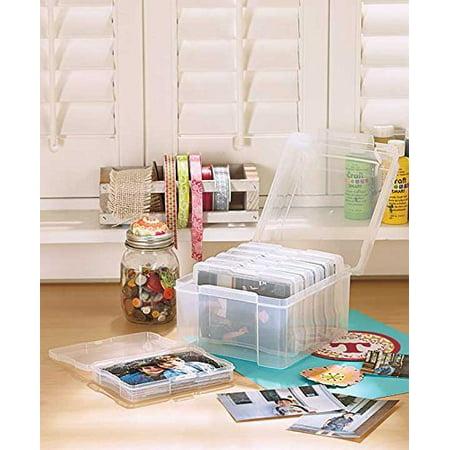 600-Photo Organizer Case, Keeps photos safe in storage By GetSet2Save ()