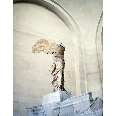 - LAMINATED POSTER France Paris The Louvre Nikkei Art Gallery Museum Poster Print 11 x 17