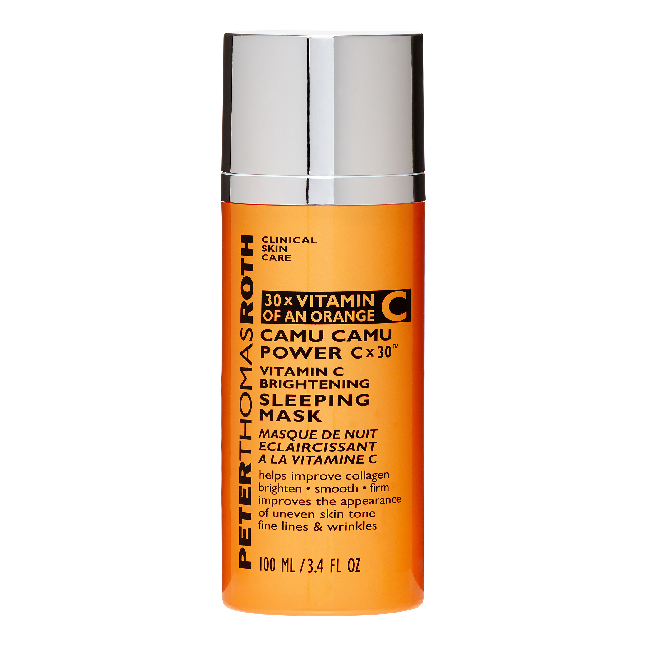 Peter Thomas Roth Camu Camu Power Sleeping Mask, 3.4 Oz
