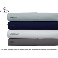 Purity Home 400 Thread Count Cotton Performance Sheet Set
