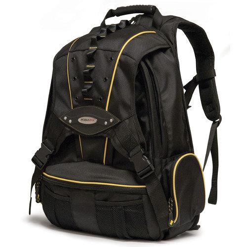 Mobile Edge Premium Backpack in Yellow / Black