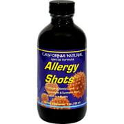California Natural Allergy Shots - 4 fl oz