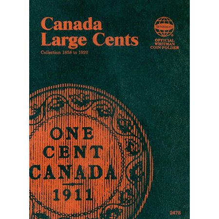 Canada Large Cents Collection 1858 to 1920