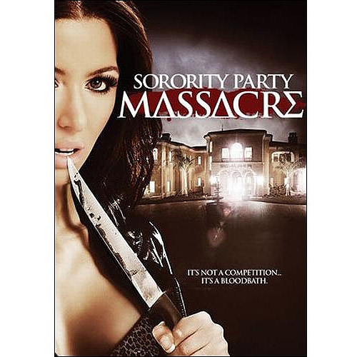 SORORITY PARTY MASSACRE (DVD)