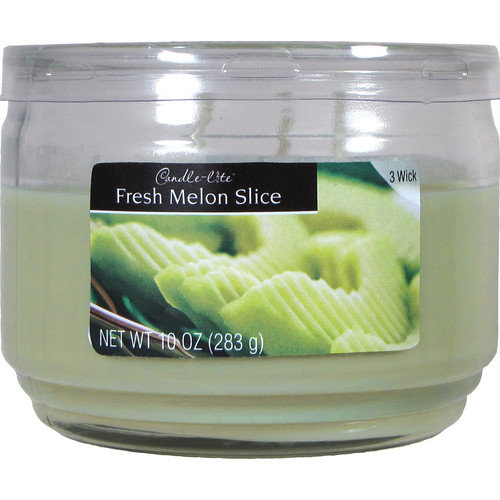 Fortune Products Candle-Lite Fresh Melon Jar Candle (Set of 4)
