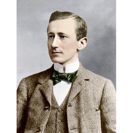 Guglielmo Marconi, Radio Inventor Print Wall Art By Sheila (The First Radio Invented By Guglielmo Marconi)