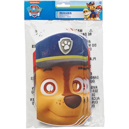 Paw Patrol Party Supplies – Tattoo Party Invitations