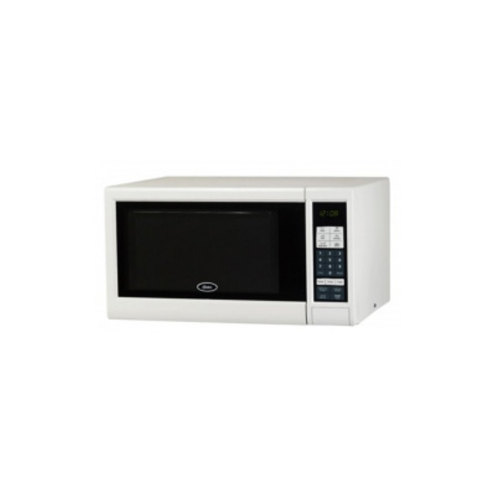 Brentwood OGM41101 Oster 1.1cu Microwave Oven Wht