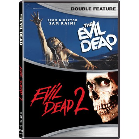 The Evil Dead 1 & 2 Double Feature (DVD)](Halloween Horror Nights Evil Dead 2017)