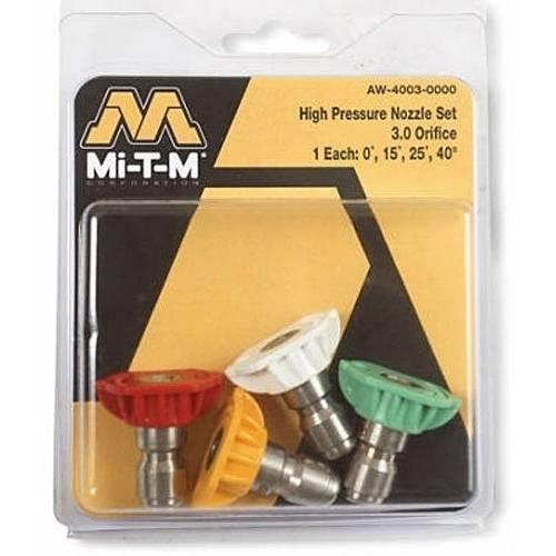 Mi T M Corp Spring Nozzle