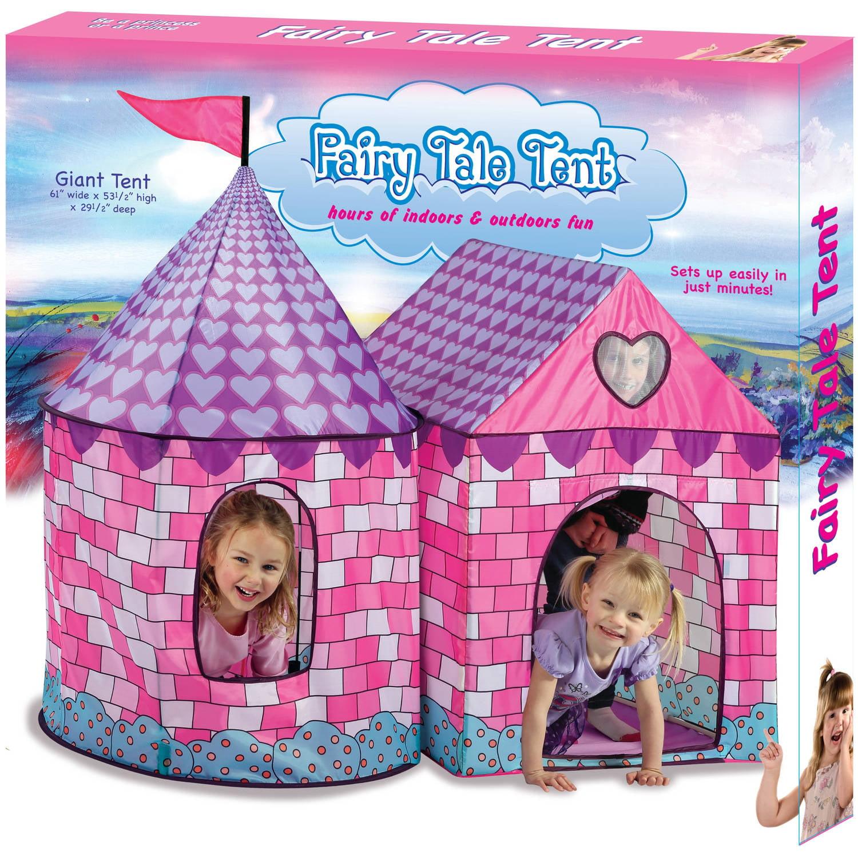 Fairy Tale Castle Tent by Generic