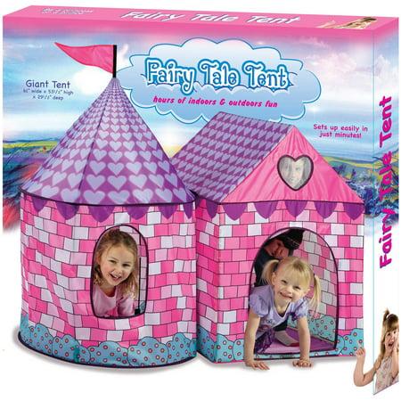 Fairy Tale Castle Tent - Fairy Tale Tent
