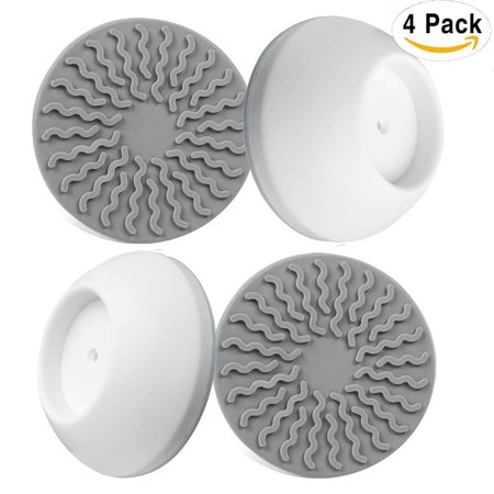 4 Pack Baby Gates Wall Cups Safety Wall Bumpers Guard Fit For