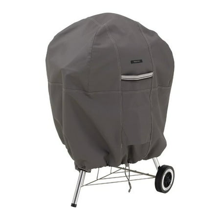 Ravenna Kettle Barbecue BBQ Grill Patio Storage Cover, Fits Grills 26.5
