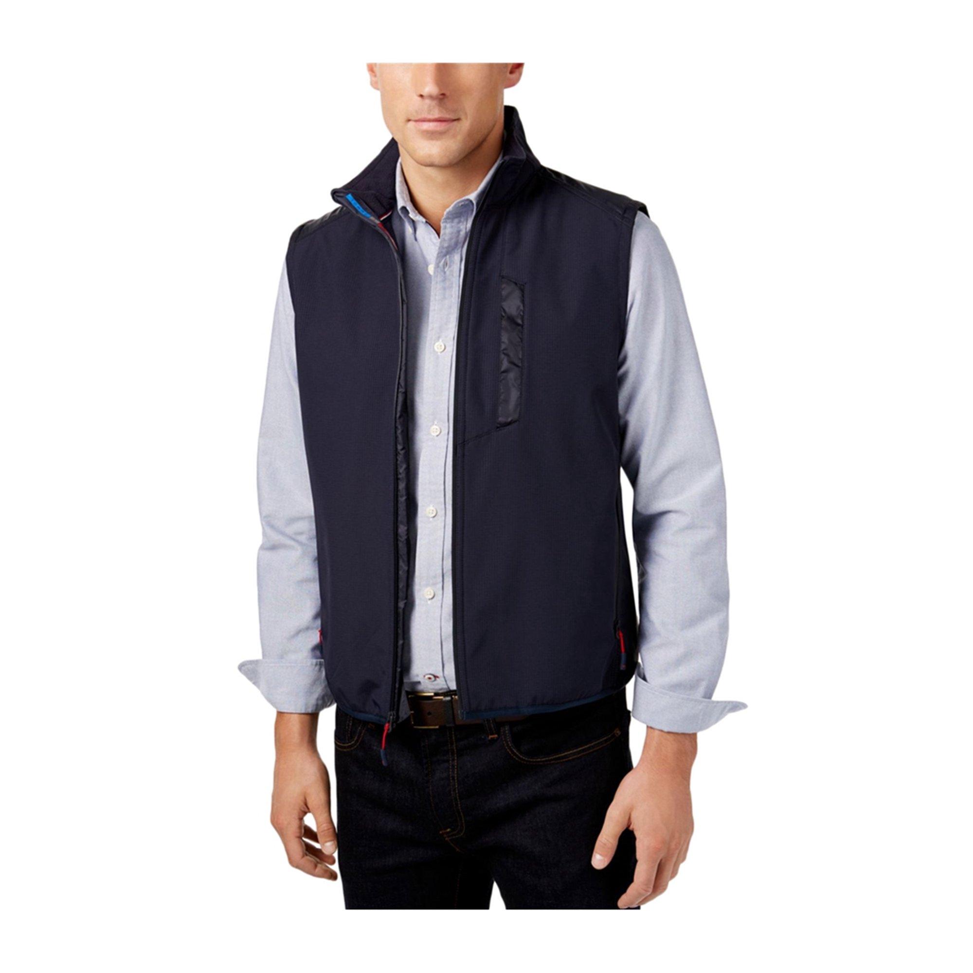 81b39510 Tommy Hilfiger Mens Competitor Windbreaker Vest 403 S | Walmart Canada