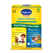 Best Cough Medicines - Hyland's 4 Kids Cold 'n Mucus Day Review