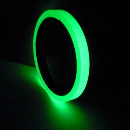 Glow in the dark Toilet Locator Strip - 2 Rolls (Glow In The Dark Lighting)