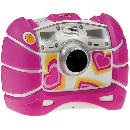 Fisher Price Kid Tough Digital Camera Pink (Fisher Price Kid-tough Digital Camera Restage-pink)
