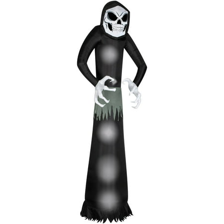 Wicked Reaper Airblown Halloween - Airblown Halloween Decoration Wicked Reaper