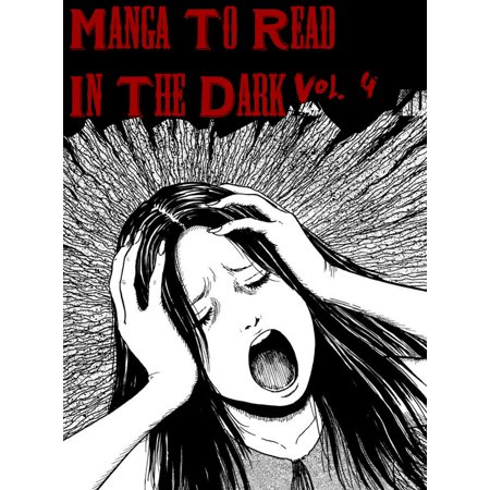 Manga To Read In The Dark Vol. 4 - eBook (Best Tablet For Reading Comics)