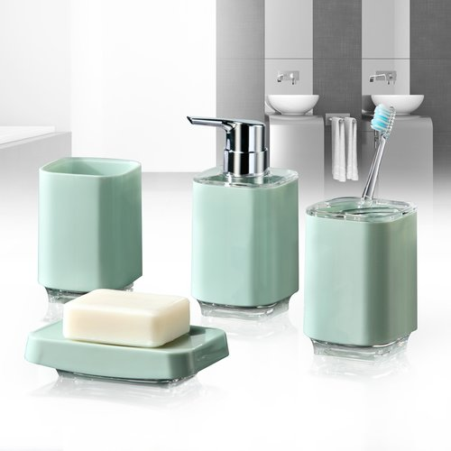 Immanuel Infinity 4-Piece Bathroom Accessory Set