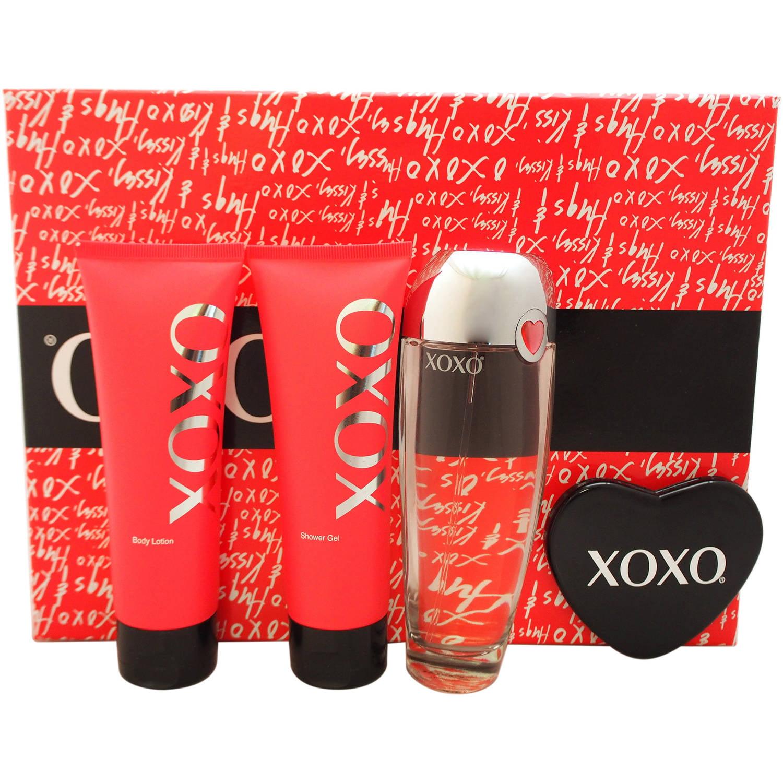 XOXO XoXo Gift Set for Women, 4 pc