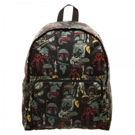 Star Wars Boba Fett Packable Backpack - Boba Fett Jetpack Backpack