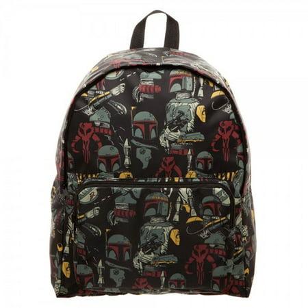 Star Wars Boba Fett Packable - Boba Fett Jetpack Backpack