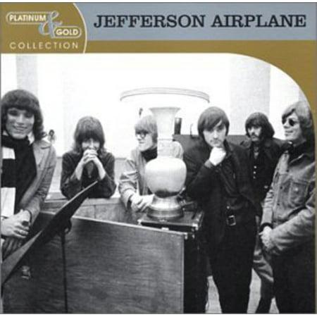 - PLATINUM & GOLD COLLECTION [JEFFERSON AIRPLANE]