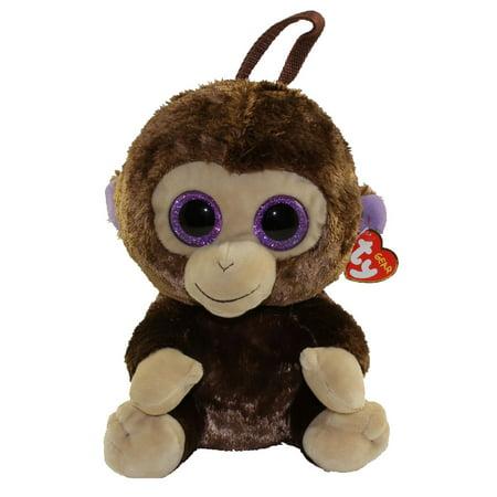 TY Gear Backpack - COCONUT the Monkey (13 inch) - Monkey School Backpack
