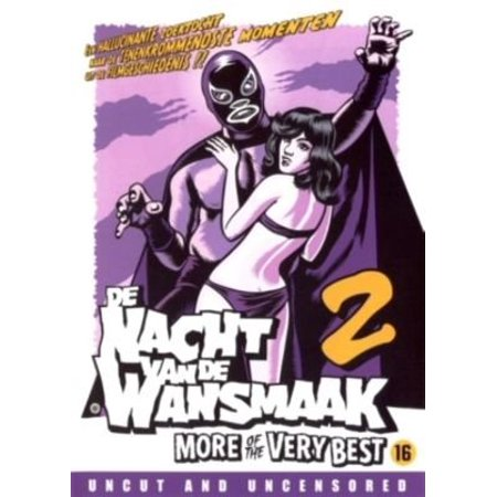 The Night of Bad Taste Vol. 2 ( Nacht Van De Wansmaak 2 - More of the Very Best ) ( The Night of Bad Taste Vol. Two ) [ NON-USA FORMAT, PAL, Reg.0 Import - Netherlands